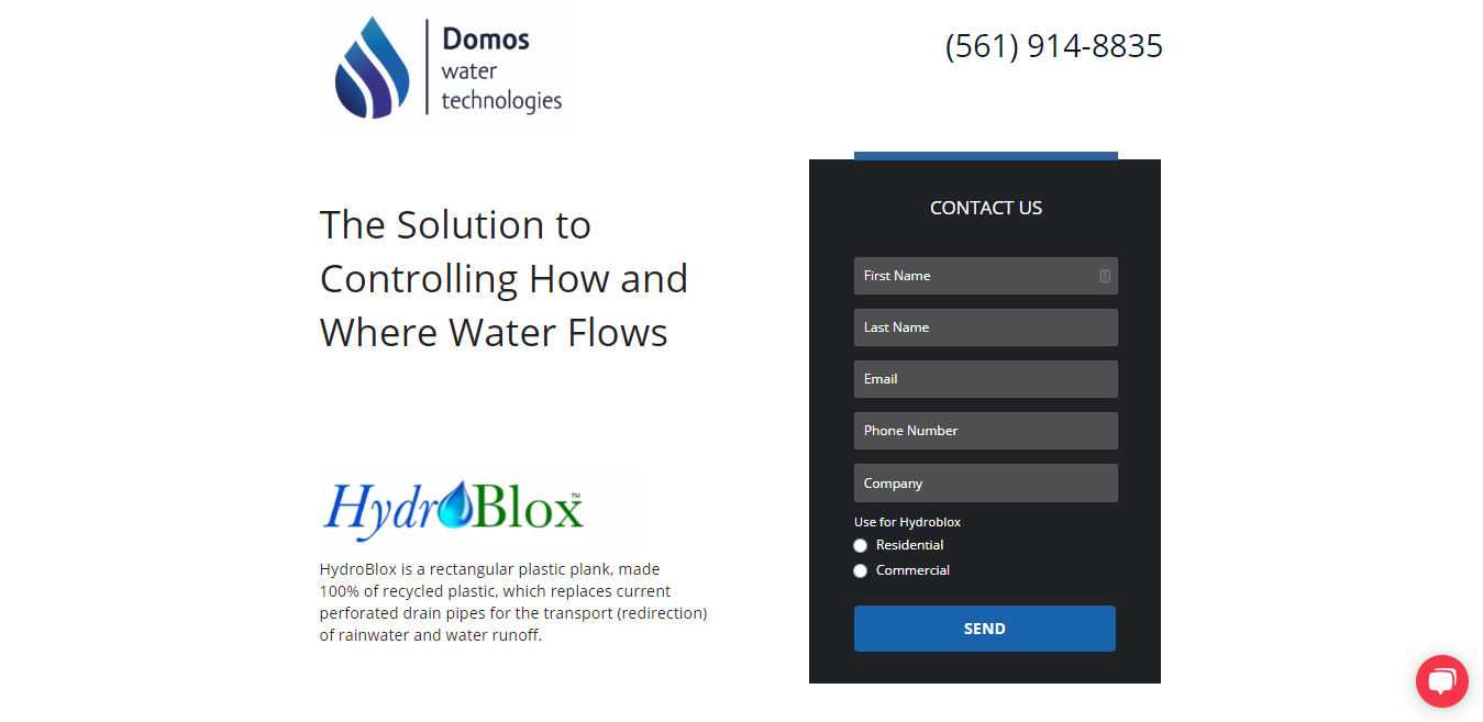 Domos Water Technologies | LP